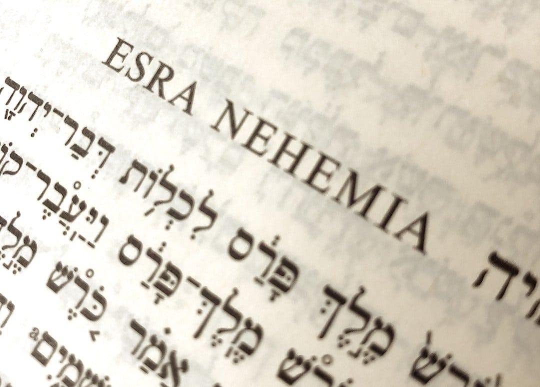 Jonathan, Jahzeiah, Meshullam and Shabbathai